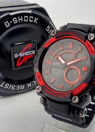 Ударопрочные, влагозащищенные наручные часы casio g-shock