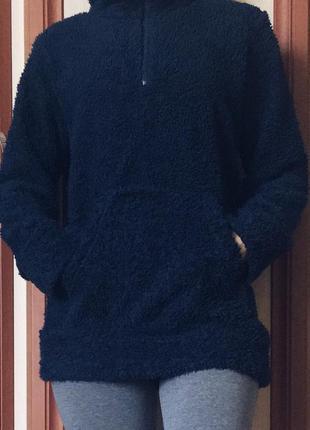 Домашний теплый свитерок, худи