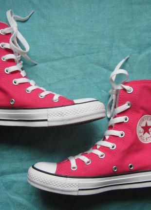 Converse all star slouchy hi (37) кеды женские