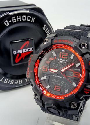 Ударопрочные, влагозащищенные наручные часы сasio g-shock