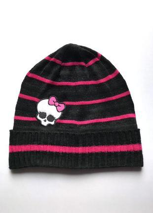 Детская шапка для девочки с блеском, демисезон, takko fashion,...