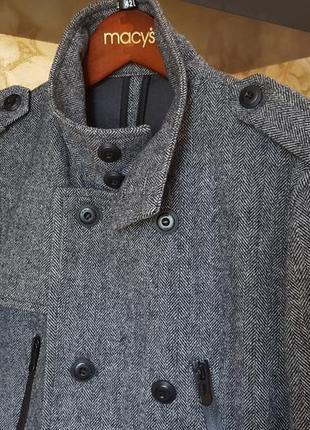 Модный мужской демисезонный тренч zara