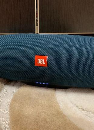 Портативная колонка JBL Charge 4 Blue! Оригинал/Bluetooth/Акус...