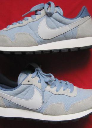 Nike air pegasus 83 (38) замшевые кроссовки женские