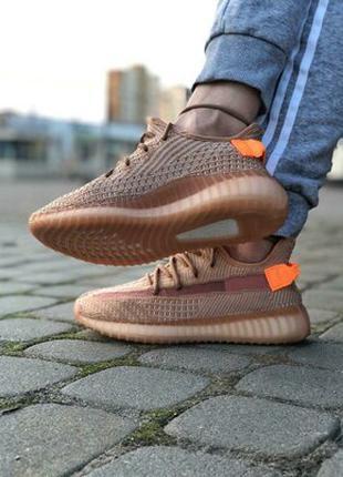 Кроссовки Yeezy Boost 350 V2 от adidas Clay