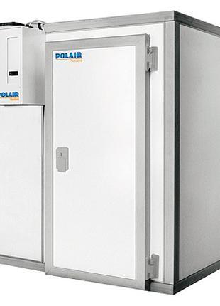 Холодильні камери промислові. Морозильні камери.