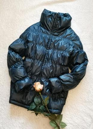 Куртка удлиненная на синтепоне размер м chicoree