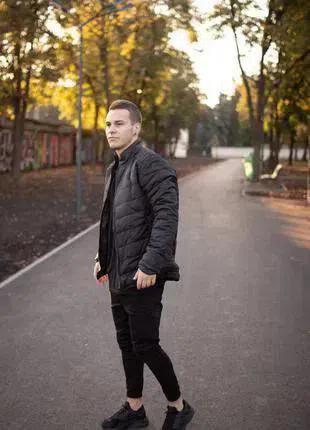 Мужская куртка (Весна - Осень)