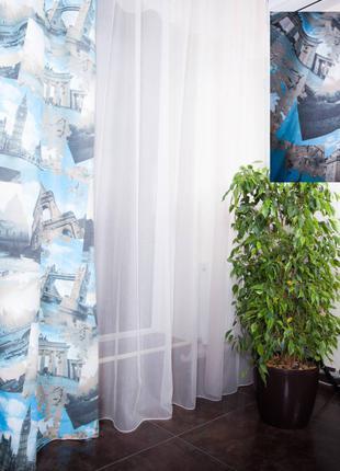 Лен ткани портьеры шторы