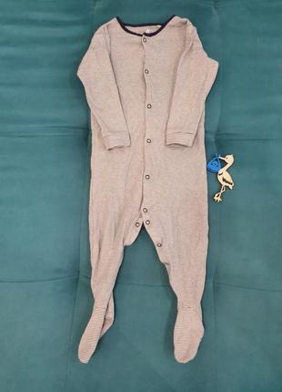 Пижама человечек