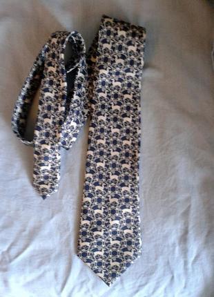 Мужской галстук , lanvin , оригинал