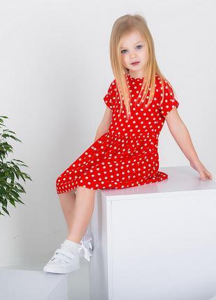 Детское летнее платье для девочки 10021