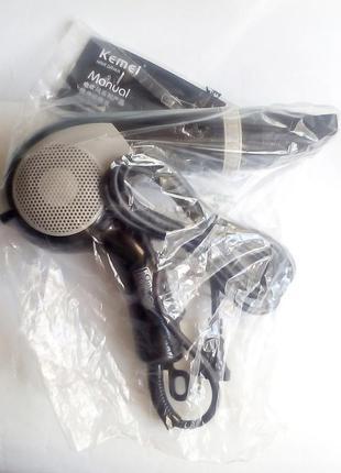 Профессиональный фен для сушки и укладки волос 2 в 1 мощностью...