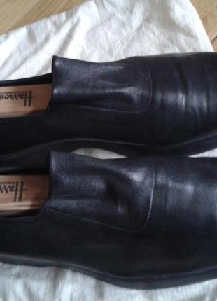 Туфли calvin klein , кожаные , оригинал