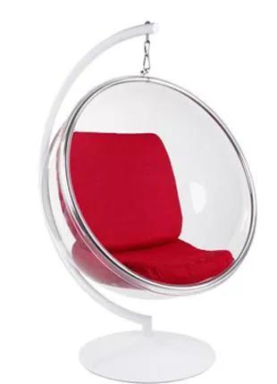 Бабл-кресло – это стильное дополнение современного помещения.