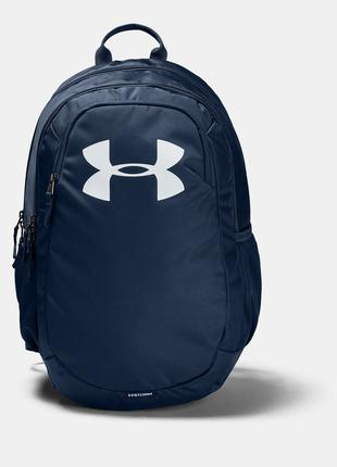 Рюкзак Under Armour Scrimmage 2.0 Backpack Navy 25L Оригинал Сини