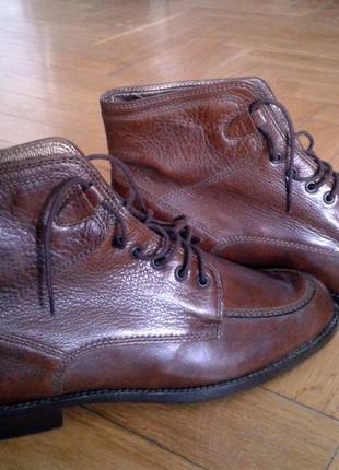 Ботинки , salamander , оригинал, новые