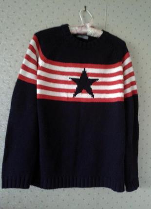 #розвантажуюсь. свитер marks & spencer , новый
