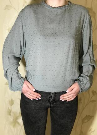 Красивая блузка 👚 h&m