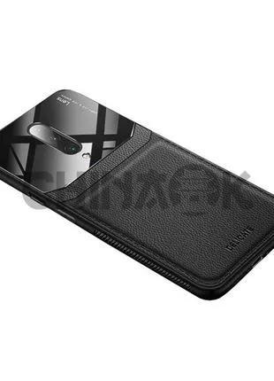 Кожаный чехол для OnePlus 6T