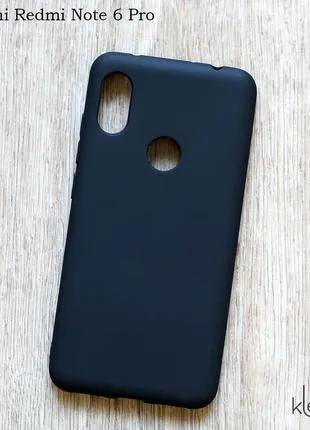 Ультратонкий силиконовый чехол для Xiaomi Redmi 6 Pro