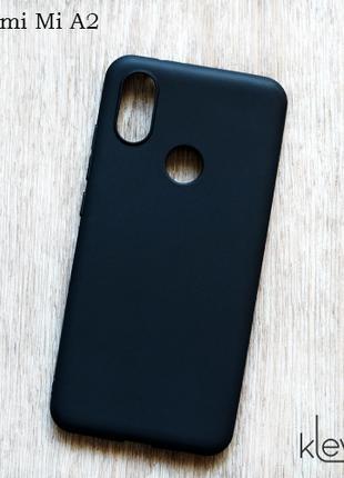 Ультратонкий силиконовый чехол для Xiaomi Mi A2
