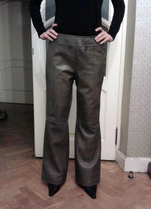 Кожаные брюки , escada , оригинал