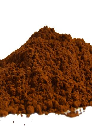Какао порошок натуральный тёмный