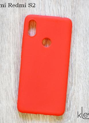 Ультратонкий силиконовый чехол для Xiaomi Redmi S2