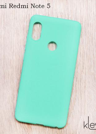 Ультратонкий силиконовый чехол для Xiaomi Redmi Note 5