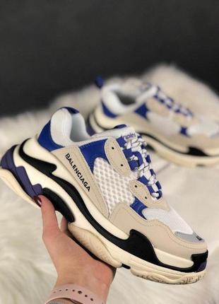 Стильные кроссовки 😍 balenciaga triple s 😍