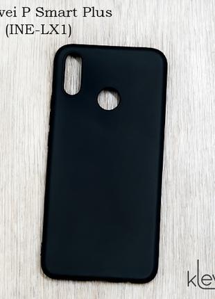 Ультратонкий силиконовый чехол для Huawei P Smart Plus