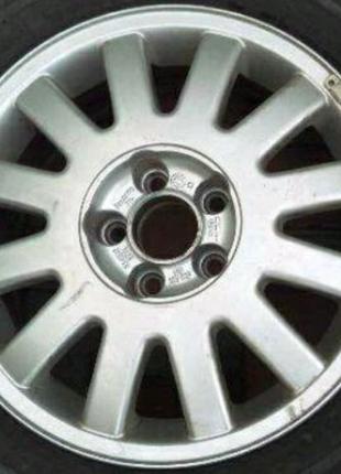 Запаска Диск 15 audi,VW B5 T4 Caddy 185 65 15 Hankook W400