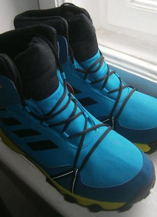 Ботинки adidas terrex snow cp cw k (s80887) оригінал