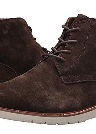 Ботинки замшевые unionbay, разм. eur45