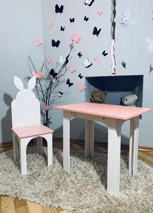 Детский стол и стул! Мебель для детей! Парта! Мебель в детскую...