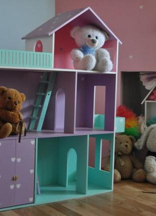 Кукольный домик Дом для кукол барби
