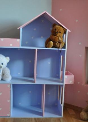 Кукольный домик для барби Дом для кукол ЛОЛ ЭКО