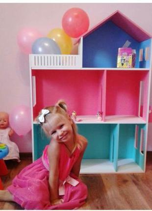 Кукольный домик БАРБИ ЛОЛ Дом для кукол barbie lol lego