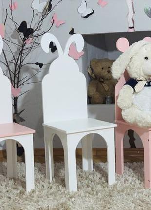 Стол и стул , Детский столик , Детский стульчик