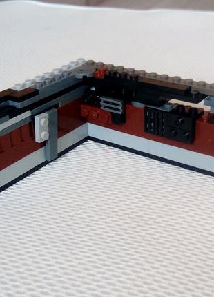 Продаю Лего стену заброшенного здания