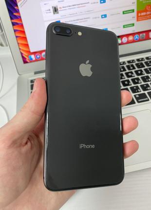 Apple iPhone 8Plus 64GB Space Gray