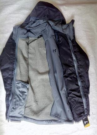 Чоловіча куртка кофта under armour porter 3-in-1 оригинал р l