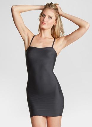 Корректирующее платье,  комбинация элитного бренда spanx