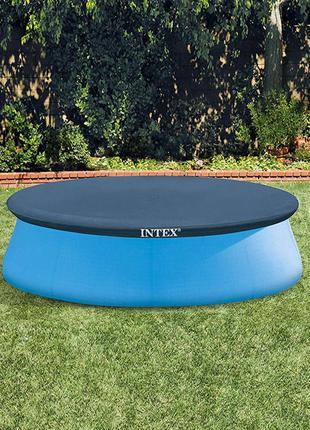 Тент чехол для надувного бассейна Intex 28021, 305 см