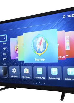 Телевизор Samsung L34 32 дюйма Smart TV/wi-fi/T2/Android + Гар...