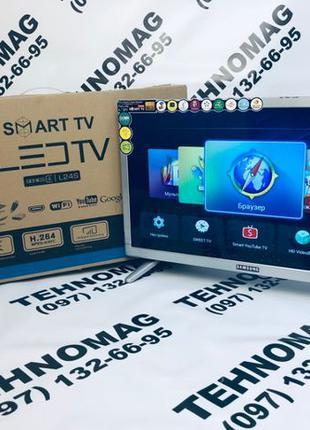 "Samsung Smart 24"" T2/Wi Fi/Enternet/L24S 4SERIES"