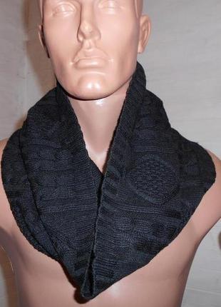 Классный шарф снуд