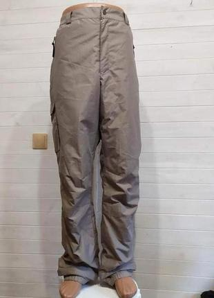 Супер классные штаны для зимних видов спорта xl-4xl