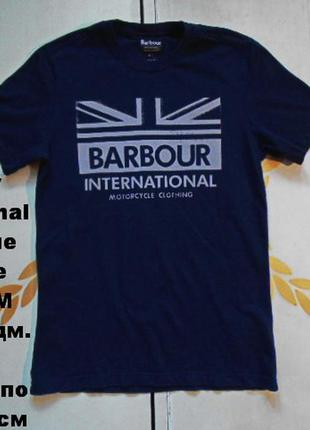 Barbour international футболка размер м